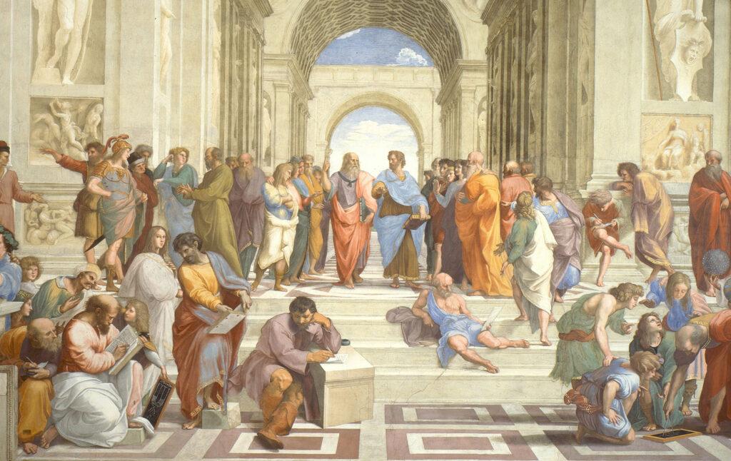 Sokratix - Antike Lebenskunst für modernes Management