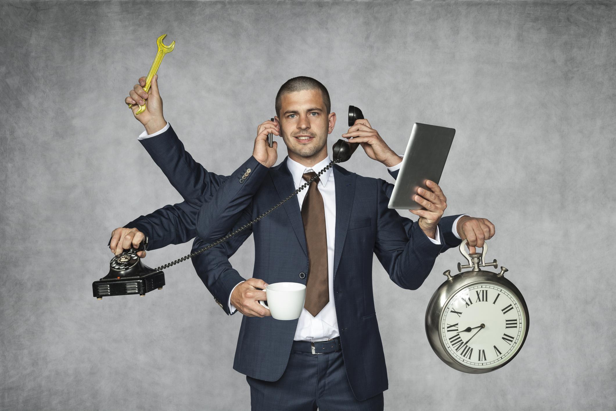 Zeitmanagement: Philosophische Konzepte für Führungskräfte