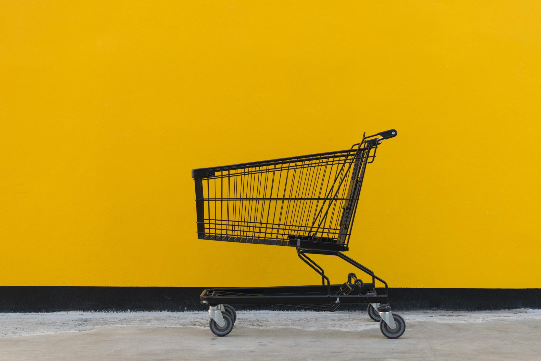 Ihr philosophischer Einkaufswagen