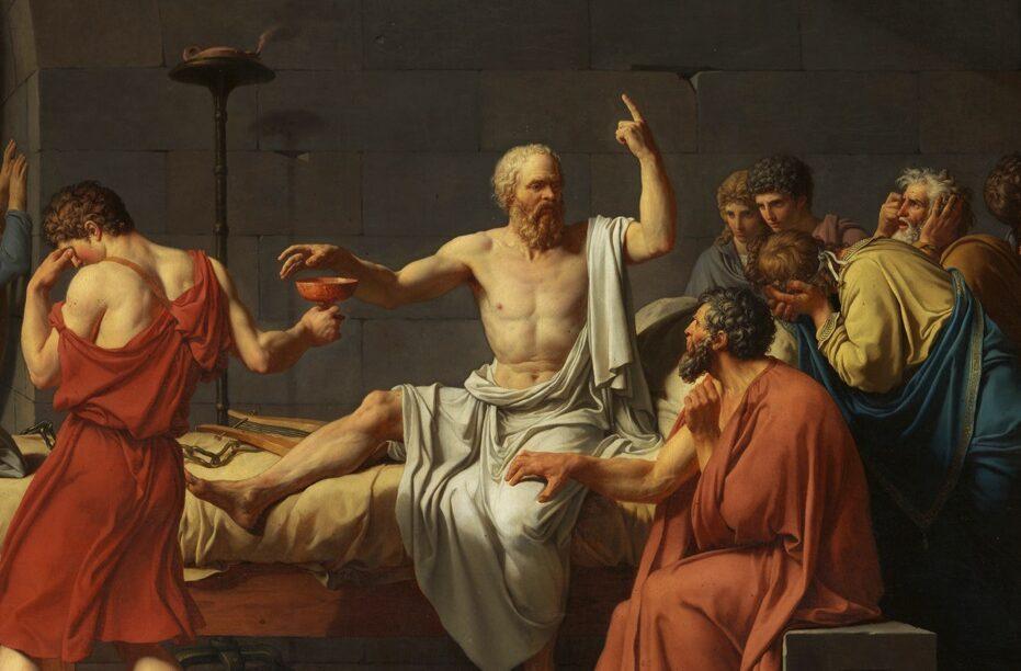 Sokratix - Sokrates, der Rebell der Philosophie