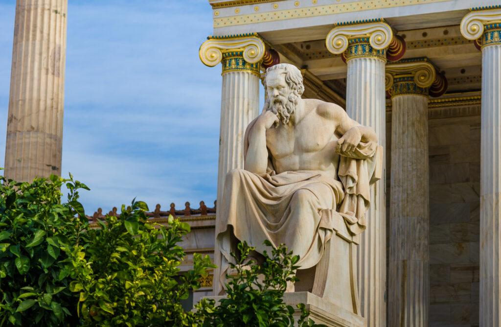 Sokrates - Ausbildung zur Sokratischen Gesprächsfühhrung (Sokratischer Dialog)